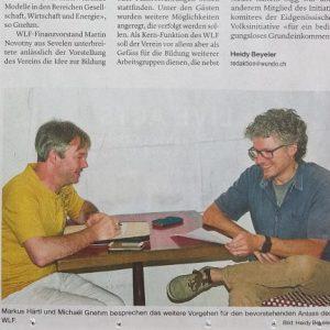 Markus Härtl & Michaël Gnehm